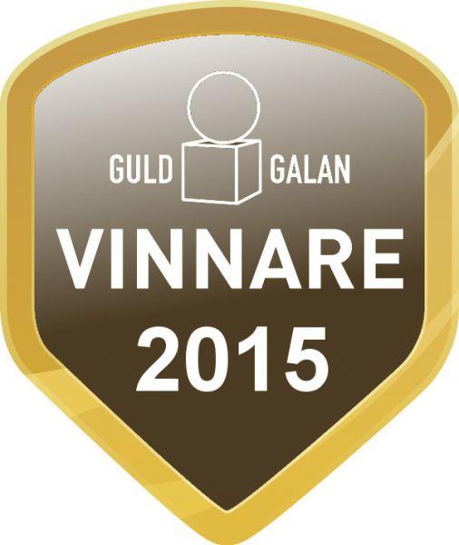 VINNARE GULDGALAN
